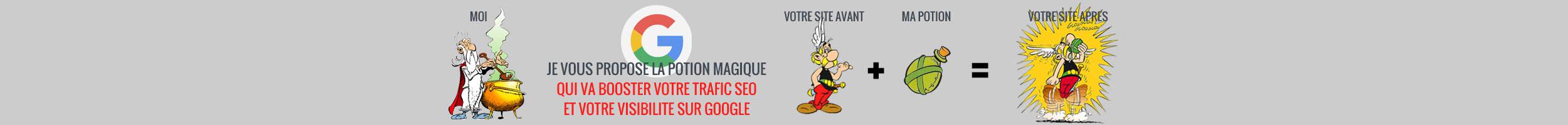 Booster votre référencement, votre trafic et votre visibilité Google