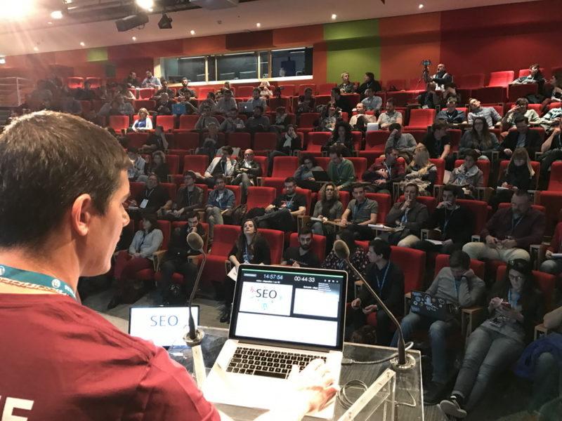 Conférences WordCamp Bordeaux 2017