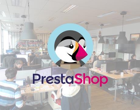 L'équipe et les bureaux de PrestaShop Paris