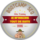 Membre du Bootcamp SEO de Laurent Bourrelly