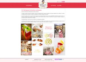 Bonbons de Julien - Page d'accueil
