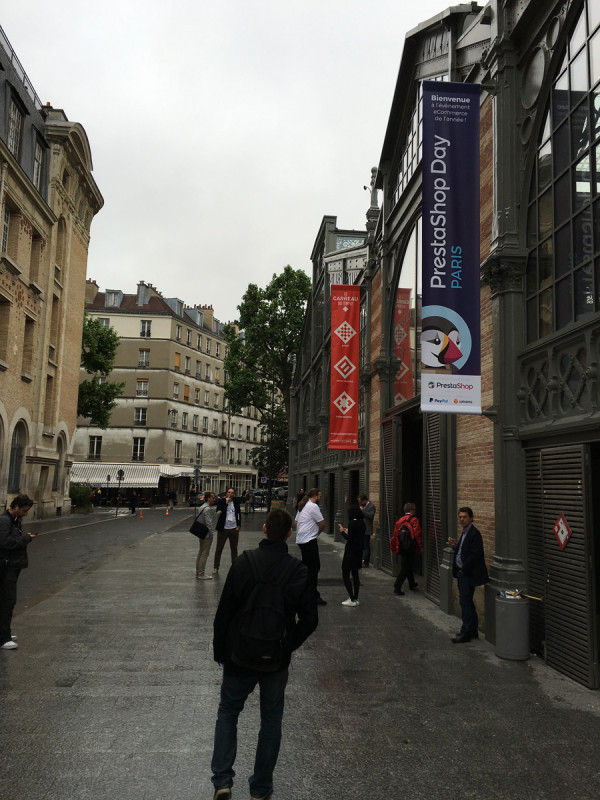 PrestaShop Day Paris 2016
