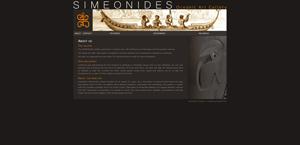 Simeonides - Page à propos