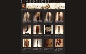Simeonides - Page catégorie