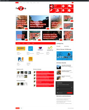 Site communautaire WordPress + bbPress + BuddyPress