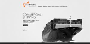 SkyBridge - Page d'accueil
