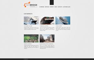 SkyBridge - Page nos marchés